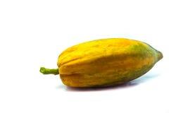 Зрелый плодоовощ папапайи Стоковое Изображение