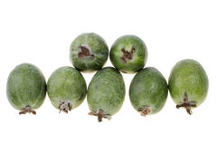 Зрелый плодоовощ feijoa Стоковое Изображение
