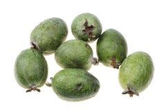 Зрелый плодоовощ feijoa Стоковые Фотографии RF