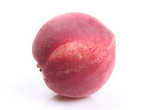 Зрелый сочный персик, нектарин Стоковые Фото