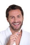зубная щетка человека стоковое изображение