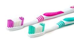 Зубная щетка Стоковые Изображения RF