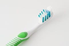 зубная щетка greenl одного Стоковые Изображения RF