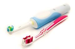 зубные щетки Стоковые Фото
