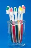 зубные щетки Стоковые Изображения RF