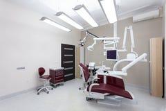Зубоврачебная комната Стоковые Фото