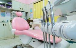 Зубоврачебная комната Стоковые Изображения