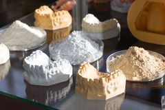 зубоврачебная прессформа стоковое фото rf