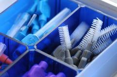 зубоврачебное оборудование Стоковые Изображения