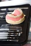 зубоврачебное оборудование Стоковые Фото