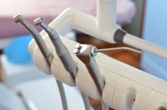 Зубоврачебное handpiece Стоковое Изображение RF