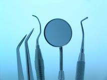 зубоврачебные аппаратуры Стоковые Изображения