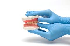 зубоврачебные аппаратуры стоковые изображения rf