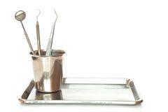 зубоврачебный инструмент Стоковое Фото