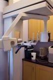 зубоврачебный луч машины x Стоковое Изображение RF