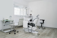 Зубоврачебный офис Стоковое фото RF