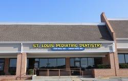 Зубоврачевание Сент-Луис педиатрическое Стоковое Изображение