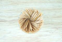 Зубочистки Стоковая Фотография RF