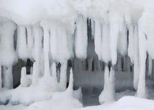 Зубы зимы стоковые фото