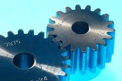 зубы металла Стоковые Фотографии RF