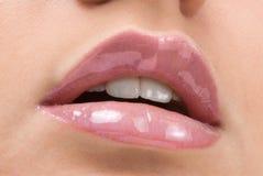 зубы рта Стоковое Изображение