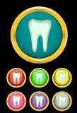 зуб рамки Стоковая Фотография RF