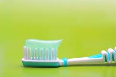 зуб щетки Стоковое Изображение