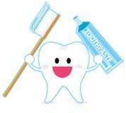зуб smiley Стоковая Фотография RF