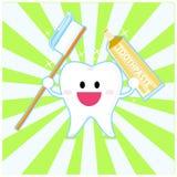 зуб smiley Стоковые Фото