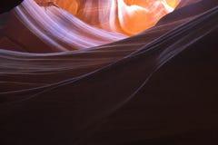 зюйдвест шлица каньонов Стоковые Изображения