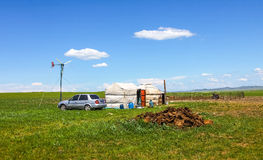 злаковик Иннер Монголиа Стоковая Фотография RF