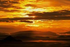 Злаковик Bashang Внутренней Монголии Стоковые Изображения RF