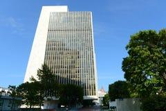 Здание агенства, Albany, NY, США стоковые изображения rf