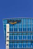 Здание Амазонки Стоковые Изображения RF