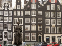 Здание Амстердама Стоковое Изображение RF