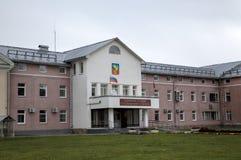 Здание администрации зоны Suzdal стоковые изображения