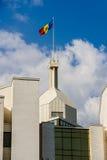Здание Администрации Президентаа, Chisinau, Стоковые Фото