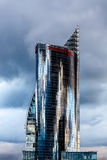 здание банка самомоднейшее Стоковые Изображения RF