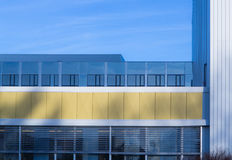 Здание больницы Стоковое Изображение