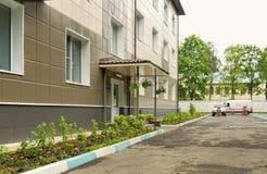 Здание больницы Star City Стоковое Фото
