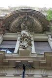 Здание Будапешта стоковые фотографии rf