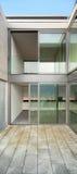 Здание, взгляд от террасы Стоковая Фотография RF