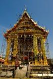 Здание виска в Sukhotai, Таиланде стоковые изображения