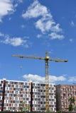 Здание возражает здание, Стоковое Изображение RF