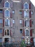 Здание в Амстердам Стоковые Фото