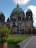 Здание в Берлине (немецкие dom) Стоковое Изображение RF