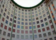 Здание в городе Стоковые Изображения RF
