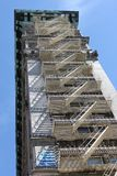 Здание в Гринич-виллидж - Нью-Йорке Стоковые Фото