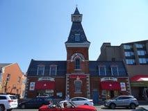 Здание в Кингстоне в Канаде стоковые изображения