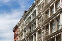 Здание в Нью-Йорке Стоковое Фото